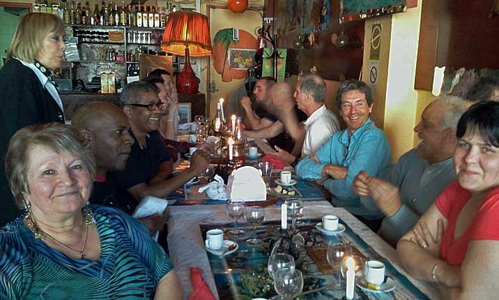laperledesantilles dejeuner entre amis la perle des antilles