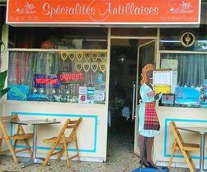 restaurant antillais, Issy-les-moulineaux